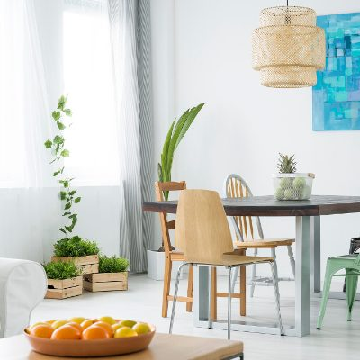 How to Mix Old with New Dining Room Furniture