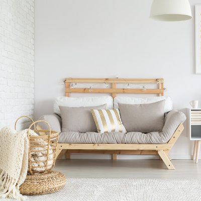 Don't Forget Storage When Selecting Living Room Furniture